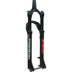 Fourche MANITOU Markhor 27.5 Boost 100 1.5T 15 mm Noir