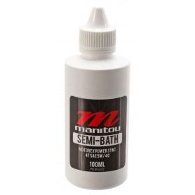 Huile MOTOREX pour MANITOU Semi-bath (100 ml)