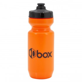 BOX COMPONENTS Two water bottle 22oz orange