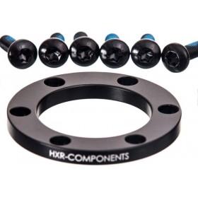 Kit Boost HXR COMPONENTS DH Noir