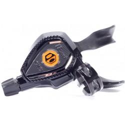 Manette de dérailleur BOX COMPONENTS One Twin 11 vitesses Noir
