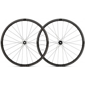Roues REYNOLDS AR29X Tubeless Disque XD 24/24 (la paire)