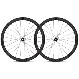 Roues REYNOLDS AR41X Tubeless Disque XD 24/24 (la paire)