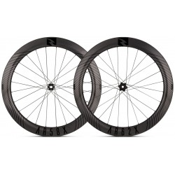Roues REYNOLDS 58/62X Tubeless Disque XD 24/24 (la paire)