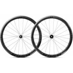 Roues REYNOLDS AR41 Tubeless Disque Shimano 24/24 (la paire)