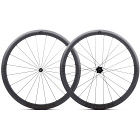 Roues REYNOLDS AR41 Tubeless Patins Shimano 20/24 (la paire)