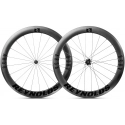 Roues REYNOLDS AR58 Tubeless Patins XD 20/24 (la paire)