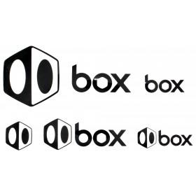 Assortiment de 6 stickers BOX COMPONENTS (6 modèles)