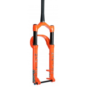 Fourche MANITOU Mastodon Pro 120 (140) 1.5T 15 mm Orange