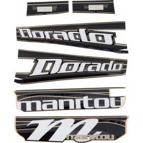 Stickers MANITOU Dorado Pro 26