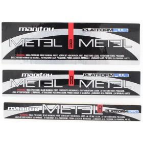 Kit stickers MANITOU Metel R