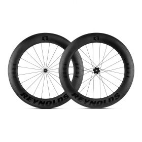 Roues REYNOLDS AR80 Tubeless Patins Shimano (la paire)