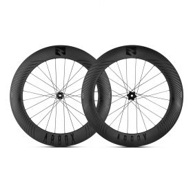 Roues REYNOLDS AR80X Tubeless Disque Shimano (la paire)