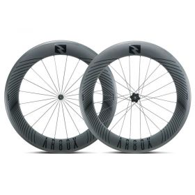 Roues REYNOLDS AR80X Tubeless Patins Shimano (la paire)