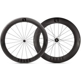 Roues REYNOLDS AR58/80X Tubeless Patins XDR (la paire)