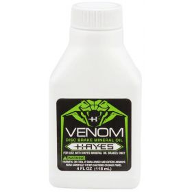 Huile minérale HAYES Venom (118 ml - 4 oz)