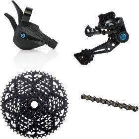 Groupe BOX COMPONENTS Three Prime 9 vitesses 12-50 Single Shift E-Bike