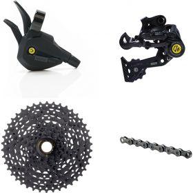 Groupe BOX COMPONENTS Four 8 vitesses 12-42 Single-Shift E-Bike