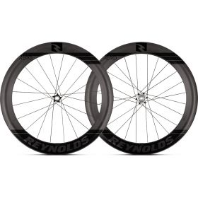 Roues REYNOLDS AERO 65 Tubeless Disque Campagnolo (la paire)